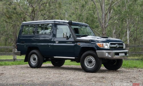 Video: 2018-2019 Toyota LandCruiser 78 Series – Detailed review
