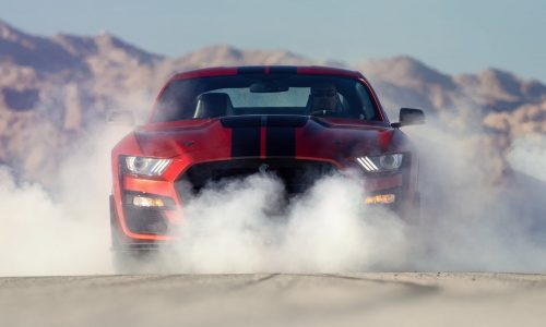 2020 Ford Mustang Shelby GT500 revealed, most powerful ever