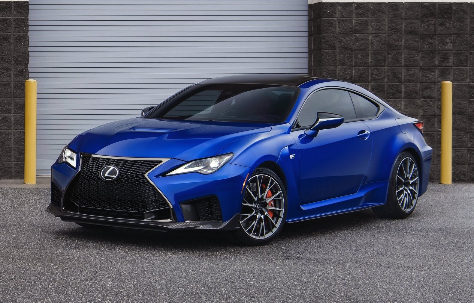 2020 lexus rc f gets launch control track edition cuts weight performancedrive 2020 lexus rc f gets launch control