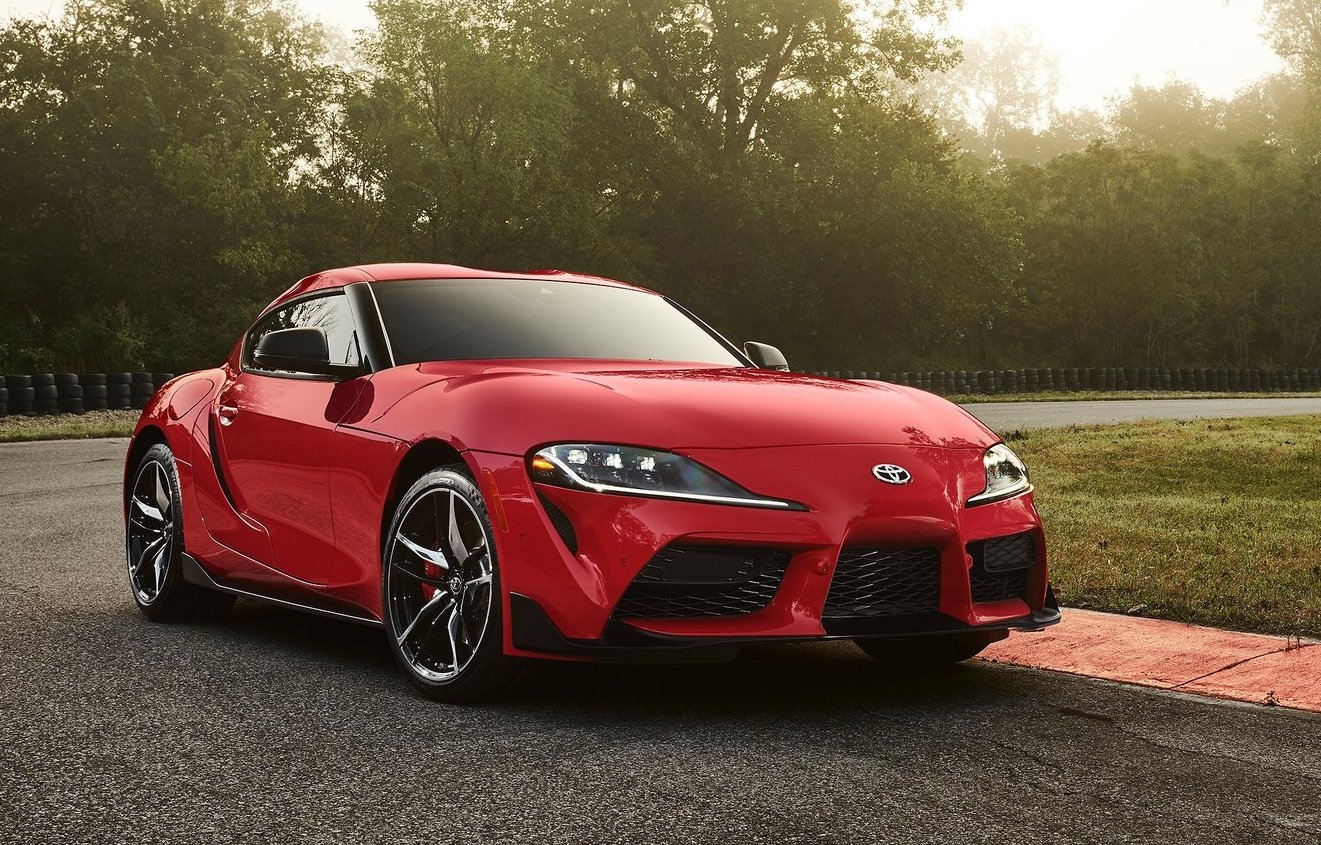 2020 Toyota Gr Supra Unveiled Arrives In Australia Later