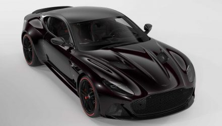 Aston Martin DBS Superleggera TAG Heuer Edition announced