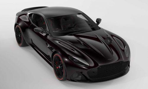 Aston Martin DBS Superleggera TAG Heuer Edition announced