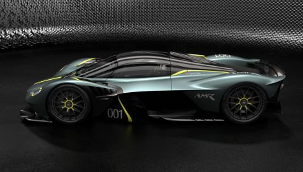 'Q by Aston Martin' announces intense options for Valkyrie