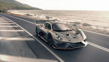Brabham BT62 road-legal option now available