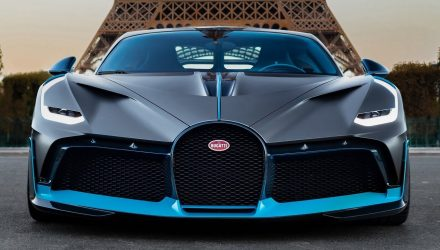 No plans for Bugatti SUV, CEO Winkelmann says