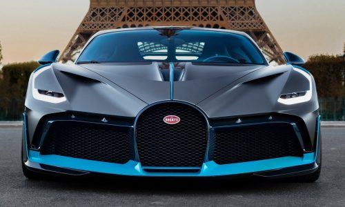 No plans for Bugatti SUV, CEO Winkelmann says