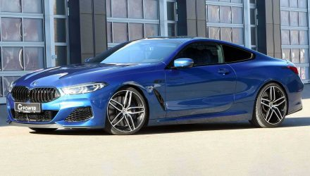 G-Power develops impressive tune for BMW M850i