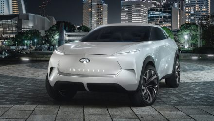 Infiniti QX Inspiration concept previews next-gen SUVs