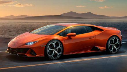 2019 Lamborghini Huracan EVO revealed