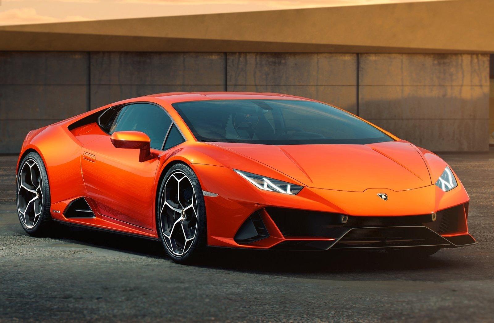 2019 Lamborghini Huracan Evo Revealed Performancedrive