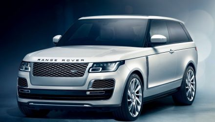 Range Rover SV Coupe production canned