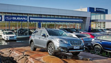 Subaru Australia announces 5-year warranty