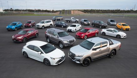 Toyota Australia announces 5-year warranty