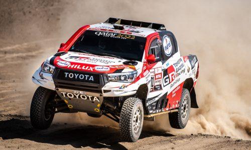 Toyota HiLux wins 2019 Dakar rally