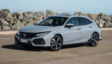 2018 Honda Civic RS Hatch review
