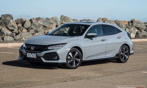 2018 Honda Civic RS Hatch review