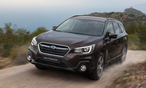 2020 Subaru Outback could debut at New York show in April