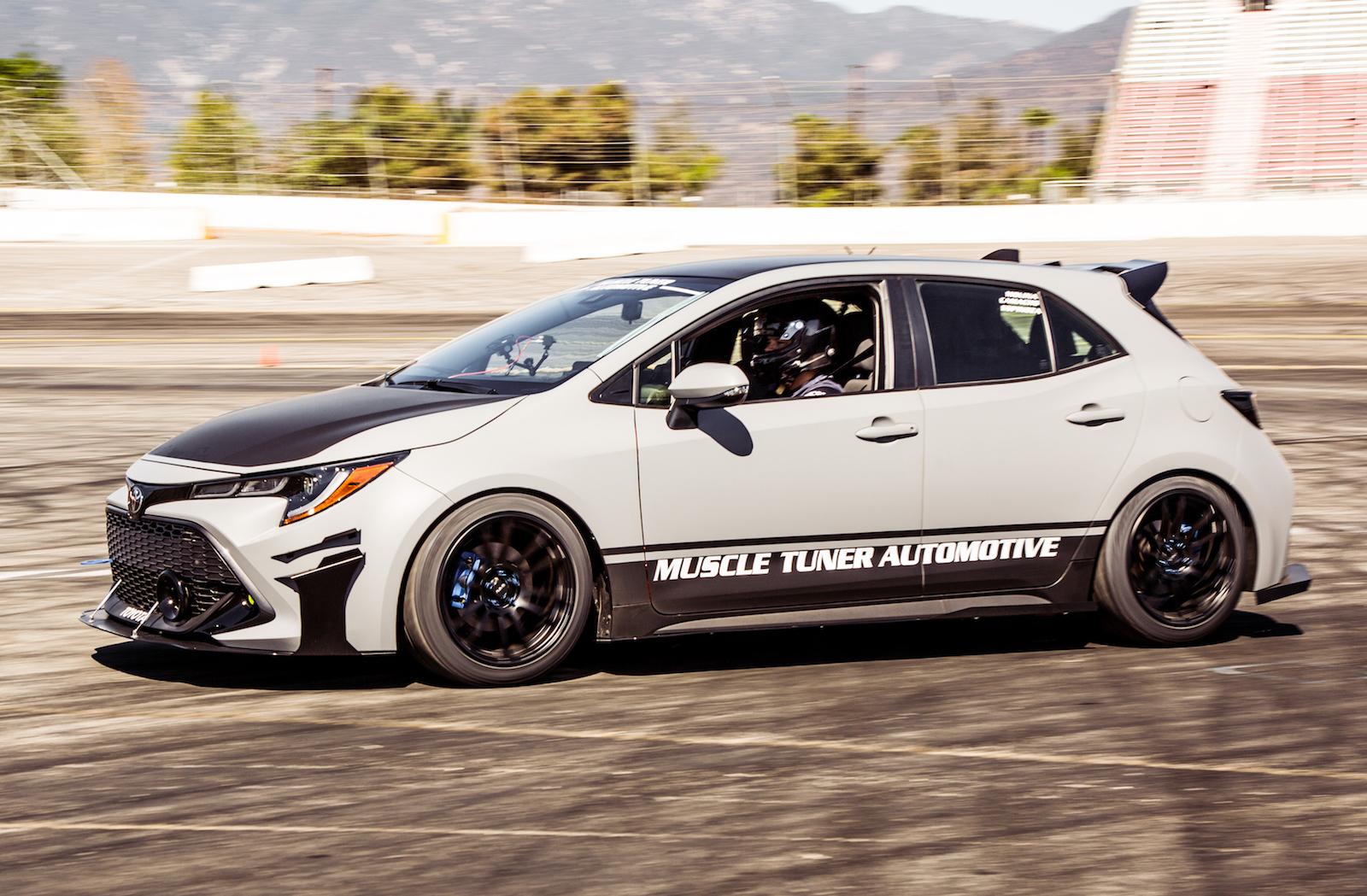 Toyota Corolla Grmn Hot Hatch Quot In Future Plan Quot Report