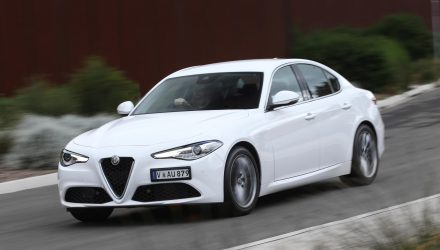 2019 Alfa Romeo Giulia now on sale in Australia from $60,990