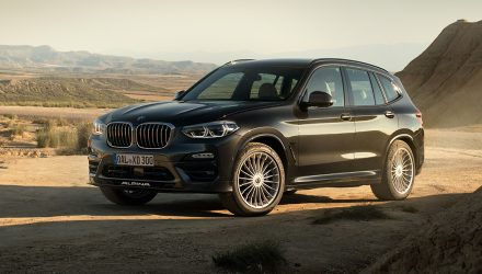 Alpina XD3 & B5 Touring announced for Australia