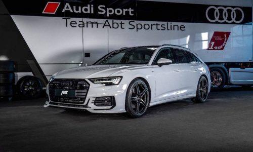 ABT creates sleek upgrades for 2019 Audi A6 3.0 TDI