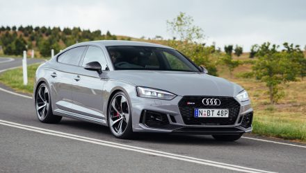2019 Audi RS 5 Sportback now on sale in Australia