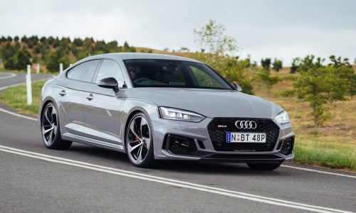 2019 Audi RS 5 Sportback now on sale in Australia