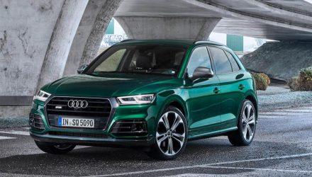 2019 Audi SQ5 TDI revealed, gets electric turbo