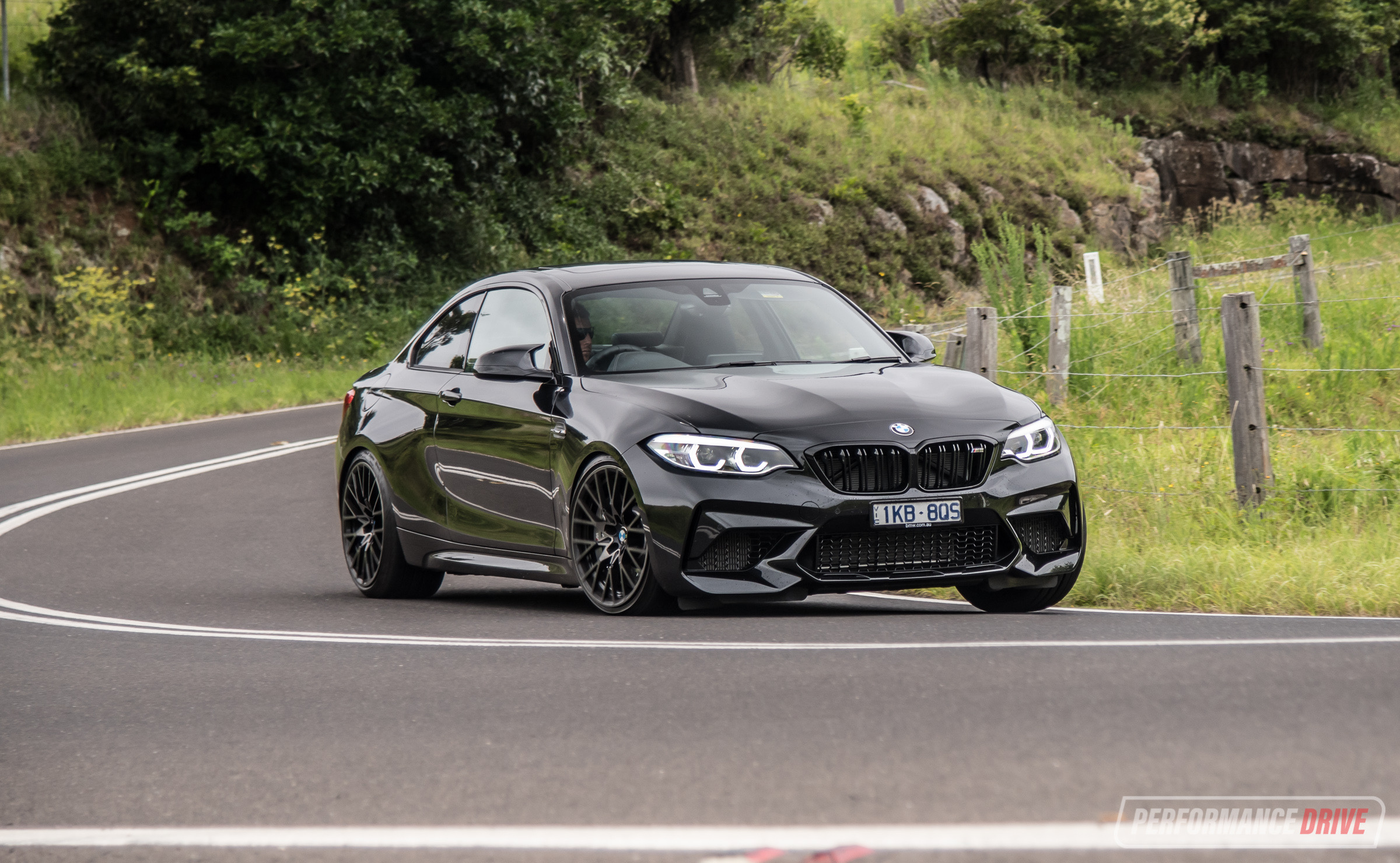 2019 Bmw M2 Competition Review Video Performancedrive