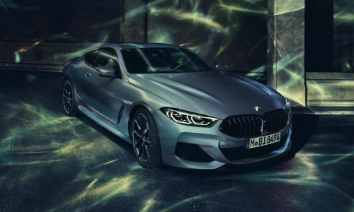 BMW M850i First Edition announced, showcases BMW Individual options