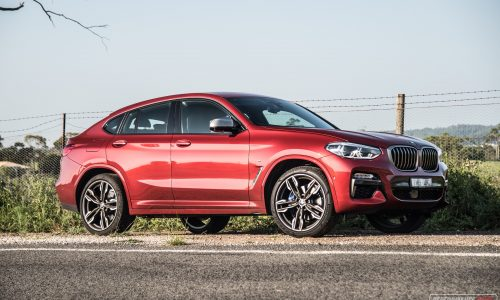 2019 BMW X4 M40i review (video)