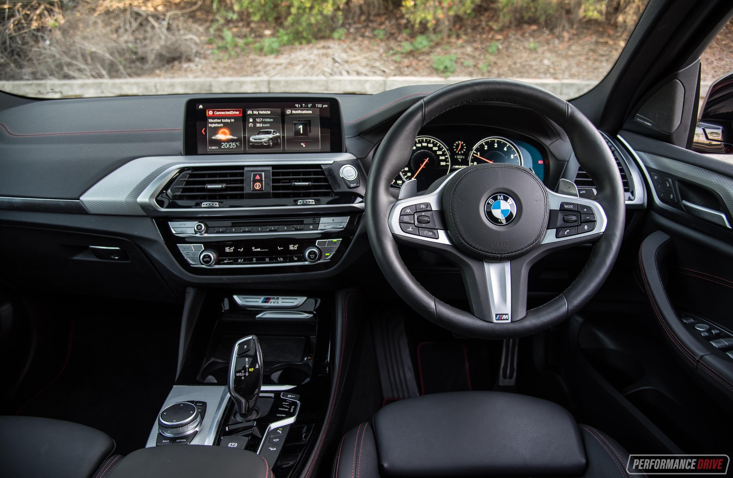 2019 Bmw X4 M40i Review Video Performancedrive