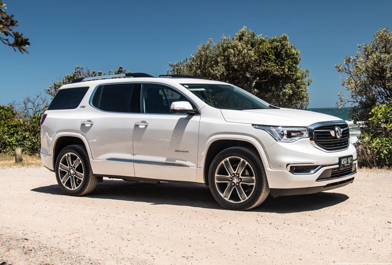 2019 Holden Acadia review – LT & LTZ-V (video ...