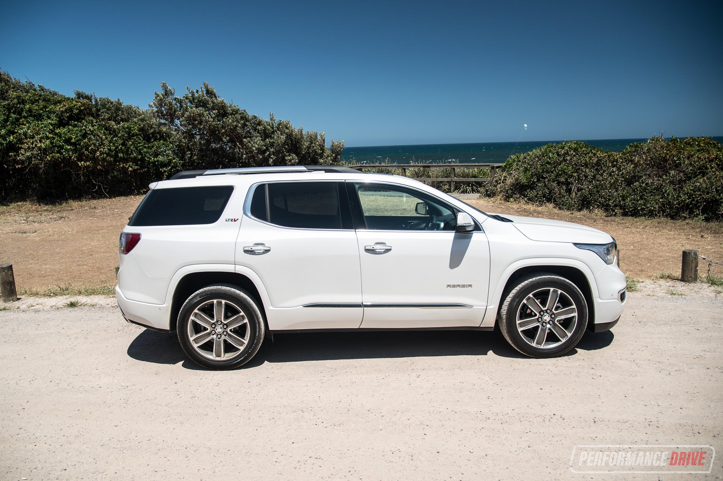 2019 Holden Acadia review – LT & LTZ-V (video) | PerformanceDrive