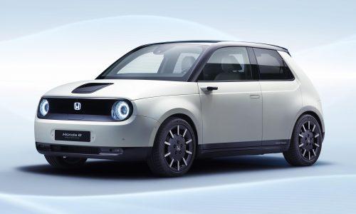 Honda e Prototype previews cute RWD electric hatch
