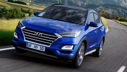 Hyundai Tucson N performance SUV to offer around 250kW – report