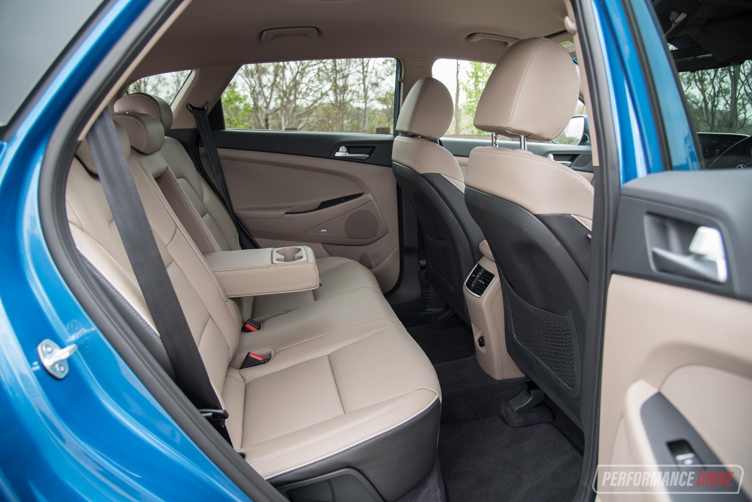 2019 Hyundai Tucson Elite Review 2 0 Gdi 2 0 Crdi Video