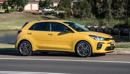 2019 Kia Rio GT-Line 1.0 turbo review (video)