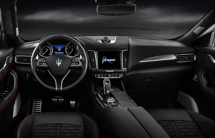2019 Maserati Levante GranSport Interior