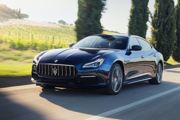 2019 Maserati Quattroporte GranLusso
