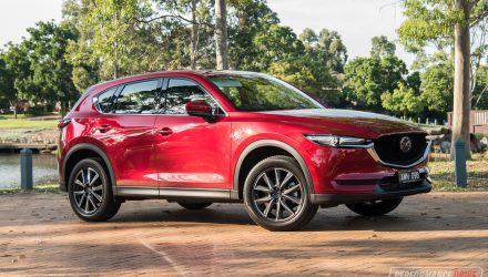 2019 Mazda CX-5 GT 2.5 turbo review (video)