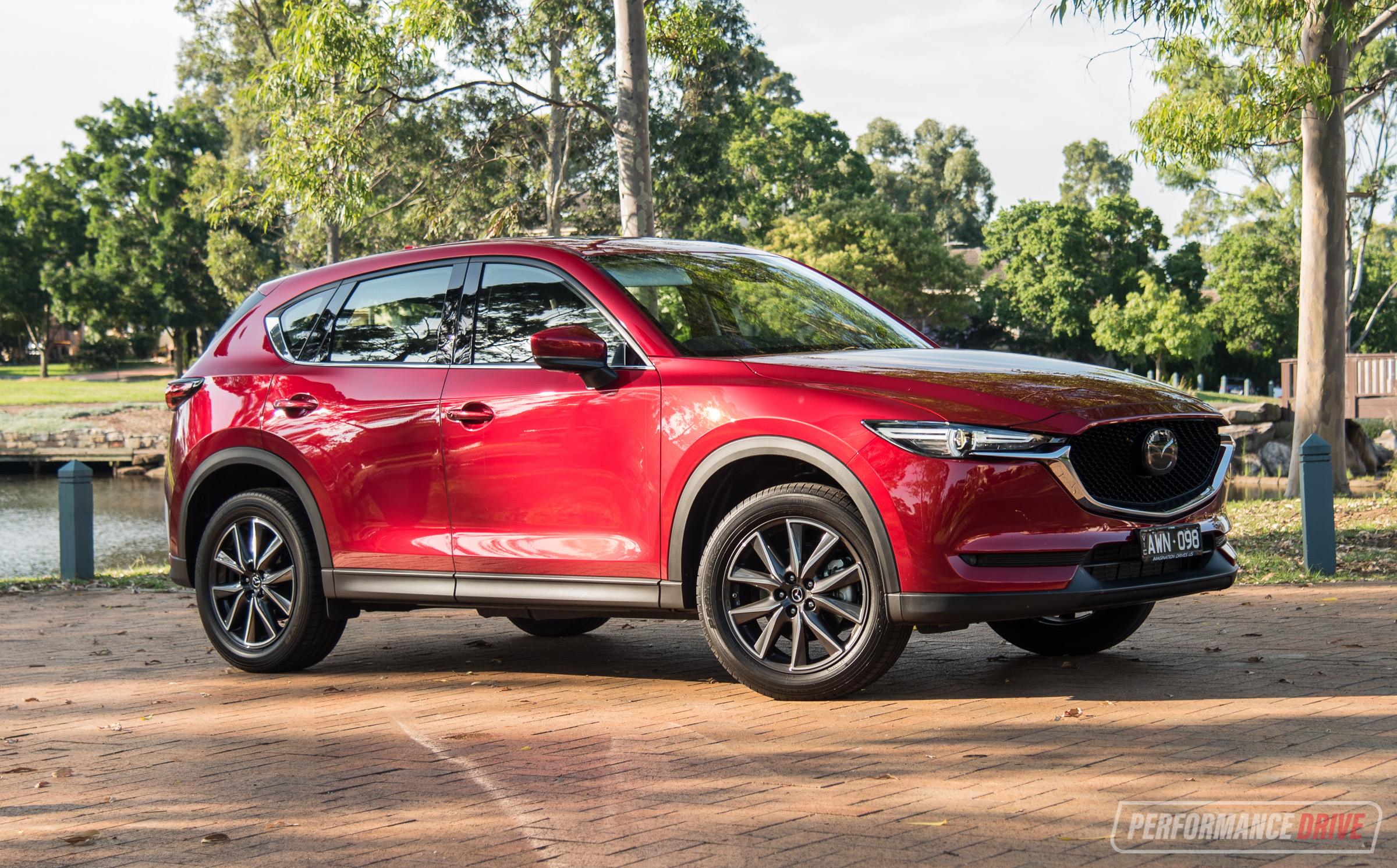 2019 Mazda CX-5 GT 2 5 turbo review (video) | PerformanceDrive