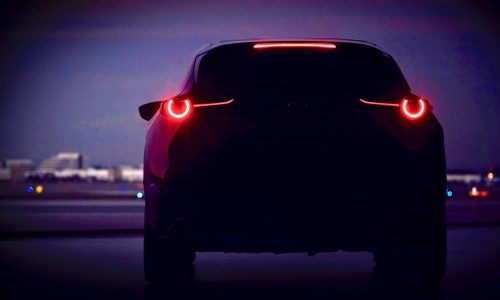 All-new Mazda SUV previewed, new CX-3 or CX-6?