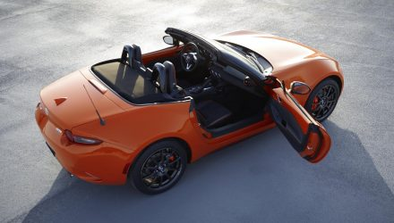 2019 Mazda MX-5 30th Anniversary Edition revealed, 30 for Australia