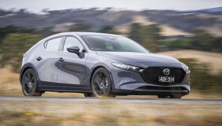 2019 Mazda3 Australian prices, specs announced