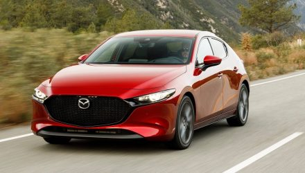 2019 Mazda3 Skyactiv-X specifications confirmed (European)