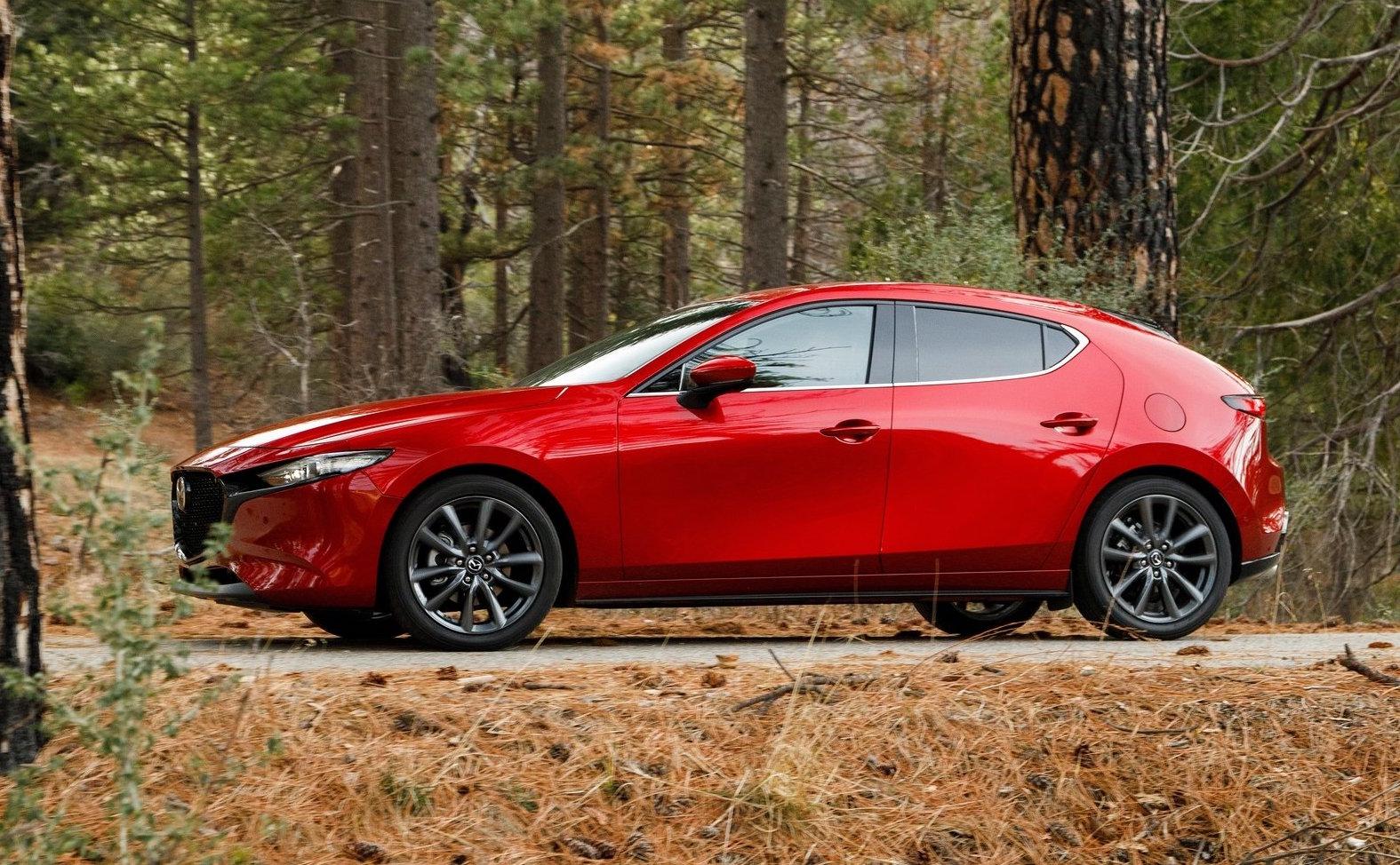 Mazda3 For Sale >> 2019 Mazda3 Skyactiv-X specifications confirmed (European ...