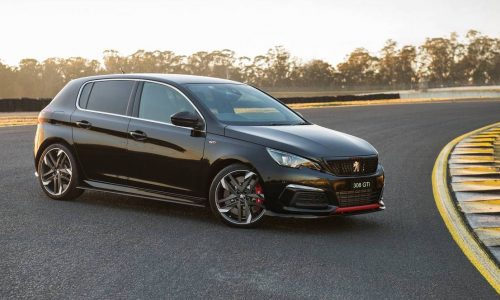 2019 Peugeot 308 GTi Sport special edition announced for Australia