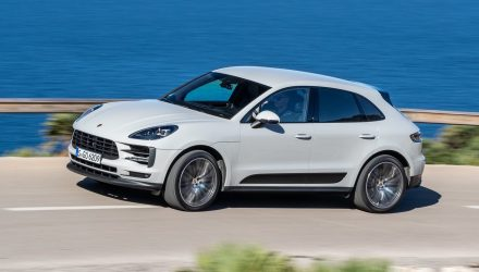 Next-gen Porsche Macan will be fully electric model series