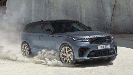 Range Rover Velar SVAutobiography Dynamic debuts with V8